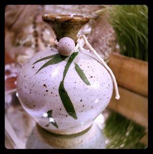 Artisan Clay Pot, Flower Vase🌹
